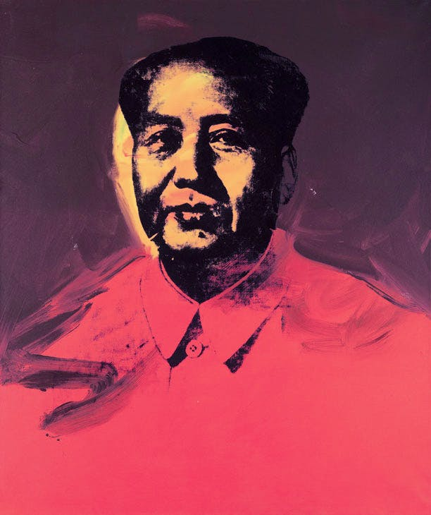 MAO (1973), Andy Warhol.