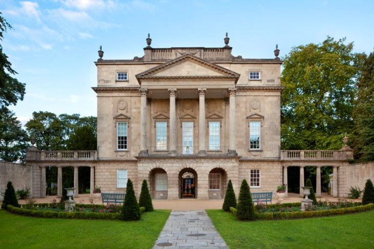 The Holburne Museum, Bath.