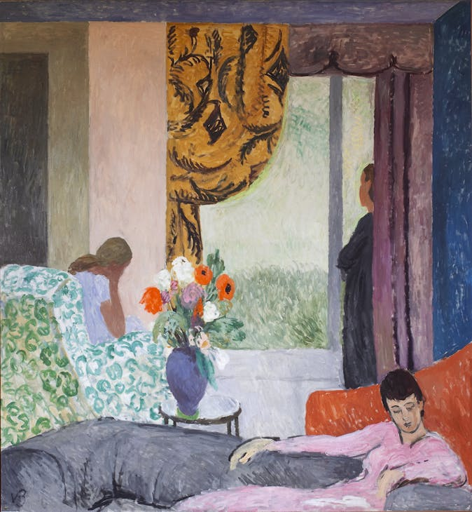 The Other Room (late 1930s), Vanessa Bell. Private Collection. Photo: Matthew Hollow; © The Estate of Vanessa Bell, courtesy of Henrietta Garnett