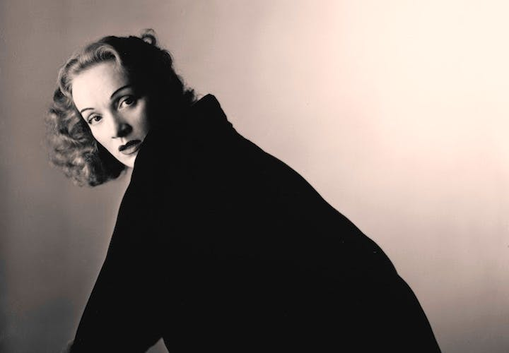 Marlene Dietrich, New York, 1948 (detail; 2000), Irving Penn. © The Irving Penn Foundation