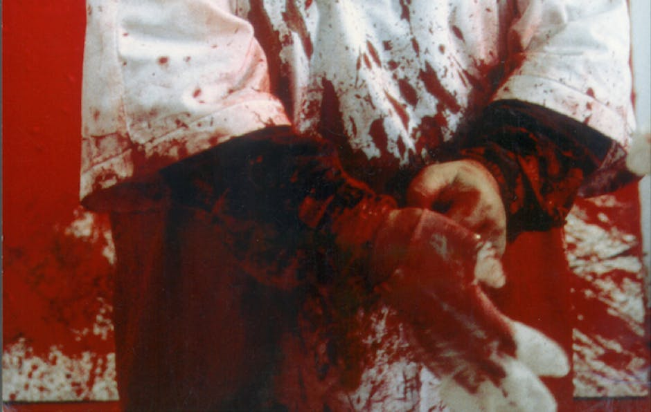 Hermann Nitsch (detail)
