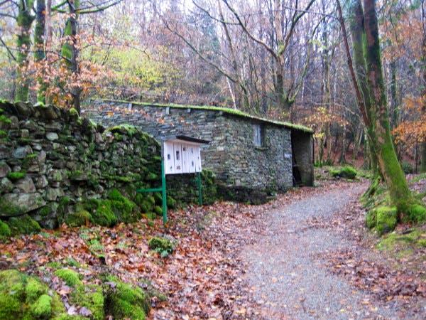 Schwitters's Merz Barn, Cumbria