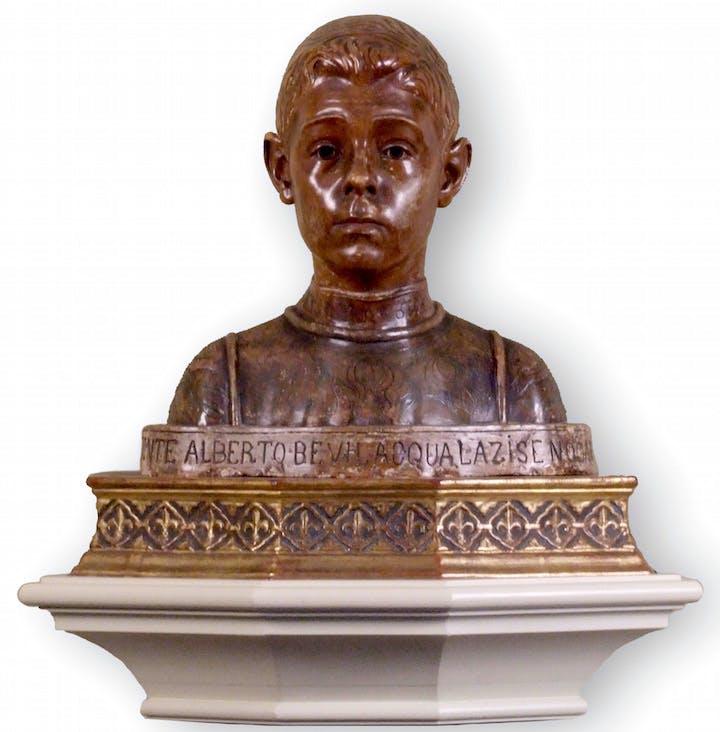 Count Alberto Bevilacqua (1899), Hendrik Christian Andersen. © National Trust / Charles Thomas
