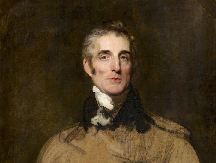 Arthur Wellesley, 1st Duke of Wellington (1829), Sir Thomas Lawrence. © National Portrait Gallery, London