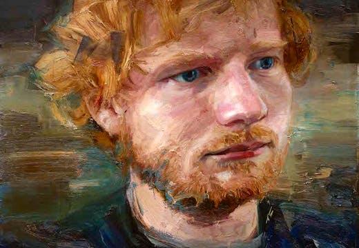 Ed Sheeran (2016), Colin Davidson. © Colin Davidson