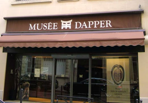 Paris's Musée Dapper is set to close next month.