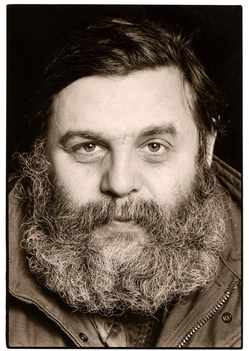 A.R. Penck © The Flying Studios International, Heinz-Günter Mebusch
