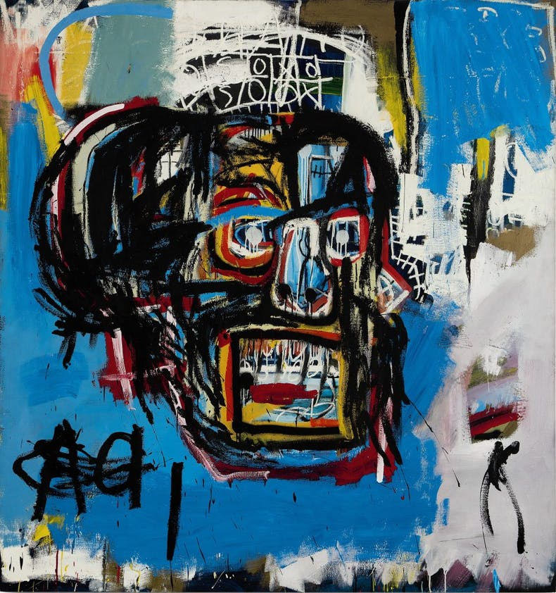 Untitled (1982), Jean-Michel Basquiat
