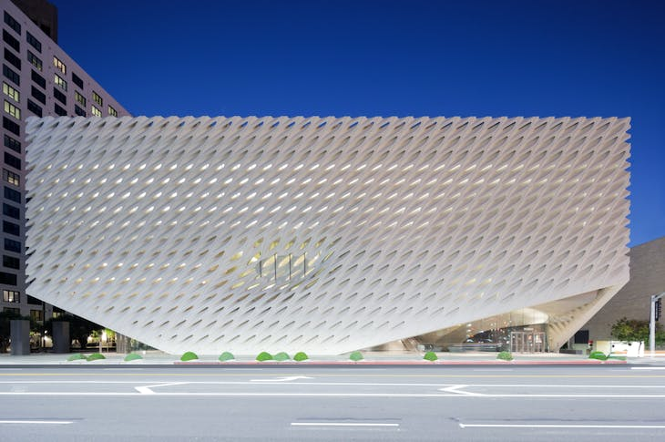 The Broad Museum. Photo: Iwan Baan