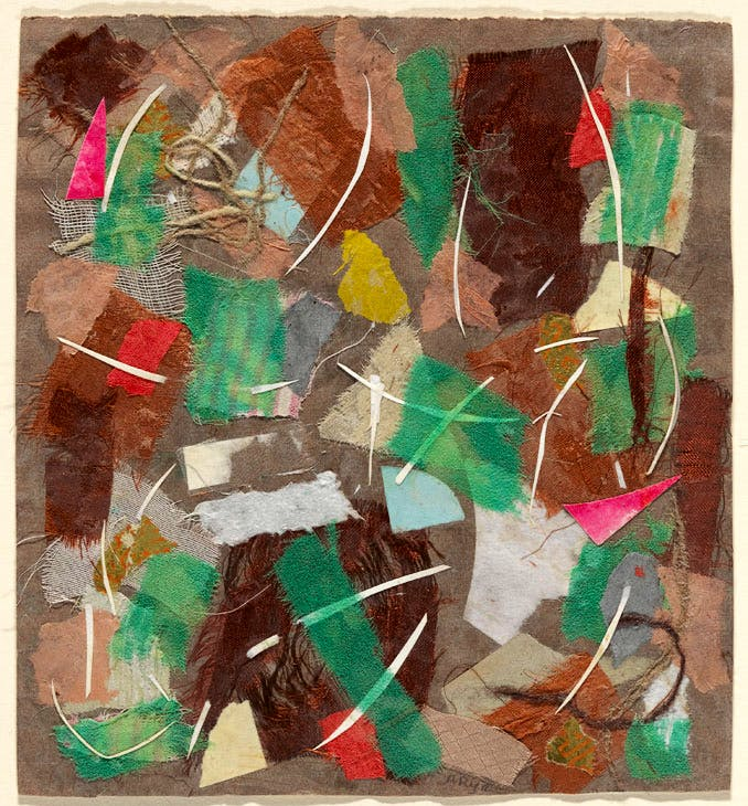 Collage, 353 (1949), Anne Ryan.