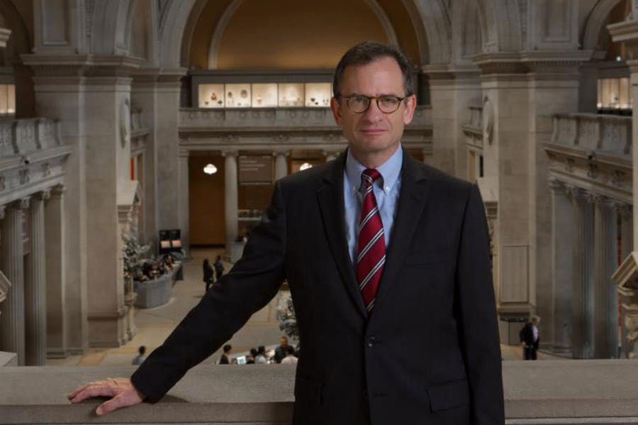 Daniel H. Weiss has been appointed President and CEO of the Metropolitan Museum of Art, New York.