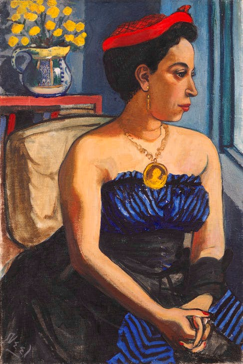 Alice Childress (1950), Alice Neel. © The Estate of Alice Neel. Courtesy David Zwirner, New York/London and Victoria Miro, London