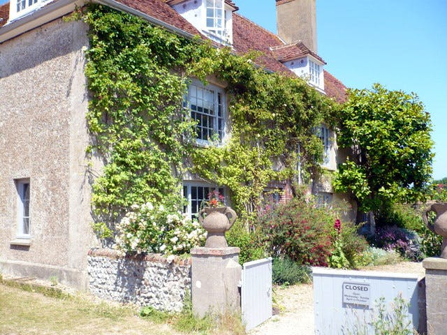 Charleston, East Sussex. Photo: Wikimedia Commons (geograph)