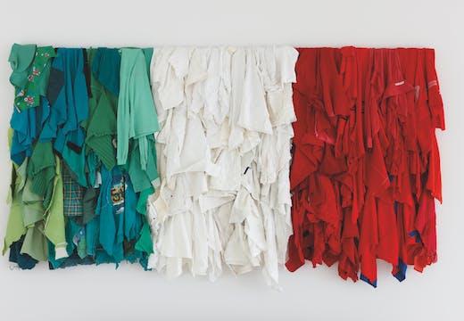 Stracci Italiani (2007), Michelangelo Pistoletto