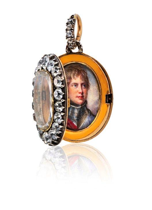 The Maria Fitzherbert Jewel