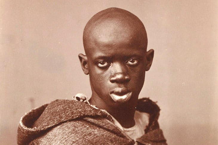 Portrait of a North-African (1880), Antonio Cavilla