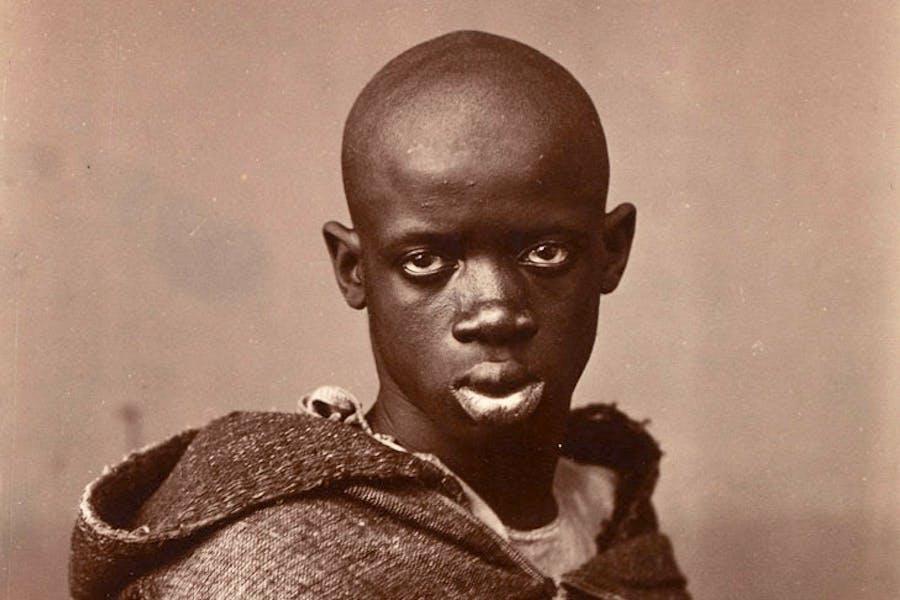 Portrait of a North-African (1880), Antonio Cavilla