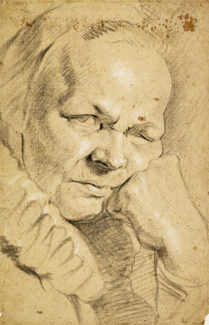 Old woman wearing a ruff and cap (c. 1625–40), Jacob Jordaens. © Scottish National Gallery
