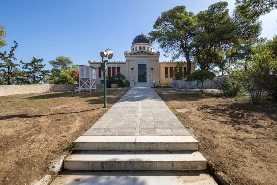 Adrián Villar Rojas, 'The Theater of Disappearance', National Observatory of Athens, Hill of the Nymphs.