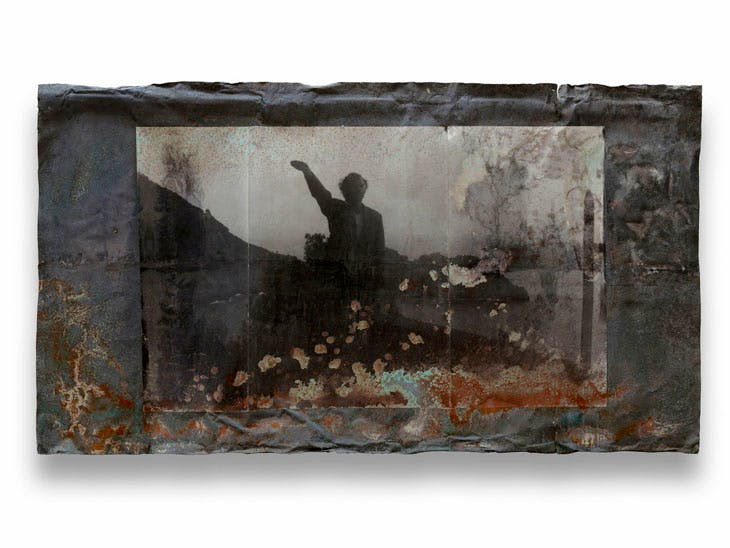OCCUPATIONS (1969/2011), Anselm Kiefer. Photo © Charles Duprat / Bayerische Staatsgemäldesammlungen
