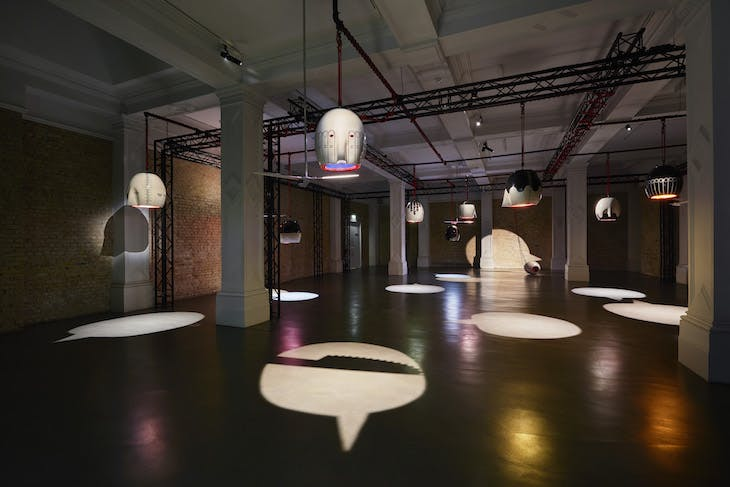 Emma Hart, 'Mamma Mia', installation view, Whitechapel Gallery