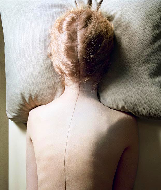 Untitled, from Early Color Portfolio (c. 1976), Jo Ann Callis. © Jo Ann Callis, courtesy of the artist and ROSEGALLERY