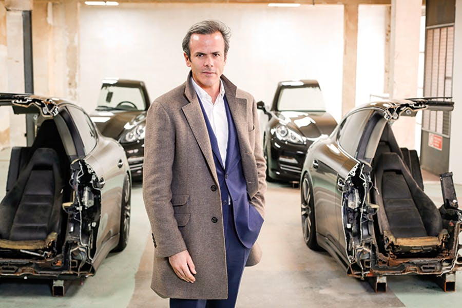 Guillaume Houzé | Apollo 40 Under 40 Global | The Collectors