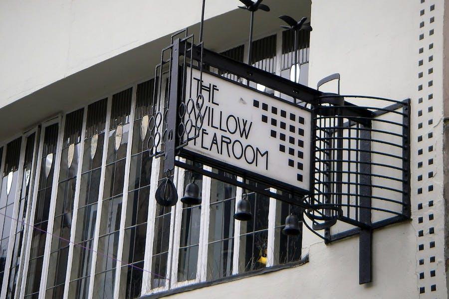 Willow Tea Room Sauchiehall Street