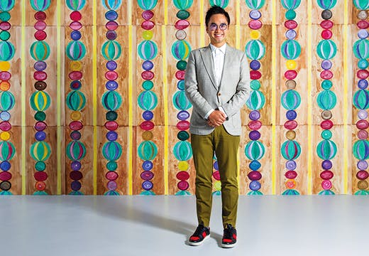 Adrian Cheng | Apollo 40 Under 40 Global | The Collectors