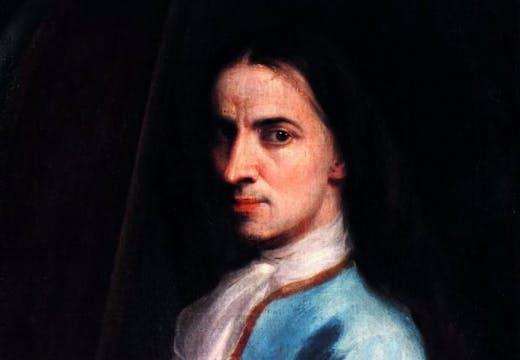 Self-Portrait, (detail), (1719), Juan Rodriguez Juárez, Museo Nacional de Arte, Mexico City,