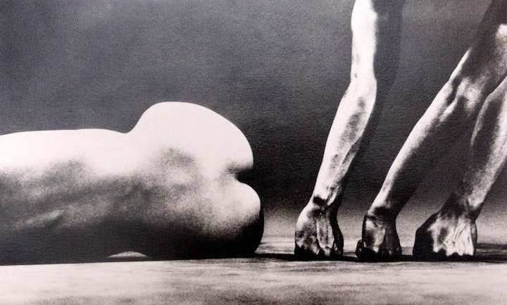 Man and Woman #24 (1960), Eikoh Hosoe. © Eikoh Hosoe. Courtesy of Taka Ishii Gallery New York