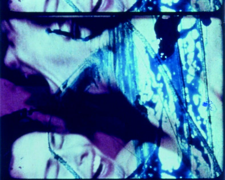 Courtesy Carolee Schneemann and P.P.OW, New York, Galerie Lelong, Paris, Hales Gallery, London; © Carolee Schneemann
