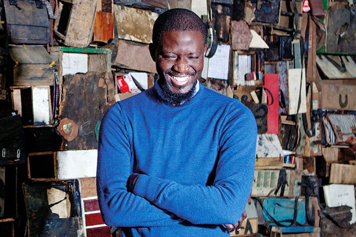 Ibrahim Mahama | Apollo 40 Under 40 Global | The Artists