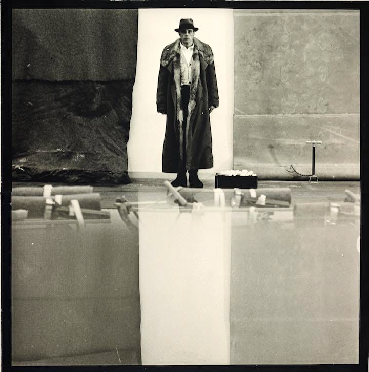 Untitled (1970), Joseph Beuys. © Photo: DACS © National Galleries of Scotland