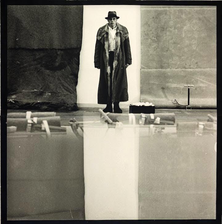 Untitled (1970), Joseph Beuys. © Photo: DACS © National Galleries of Scotland