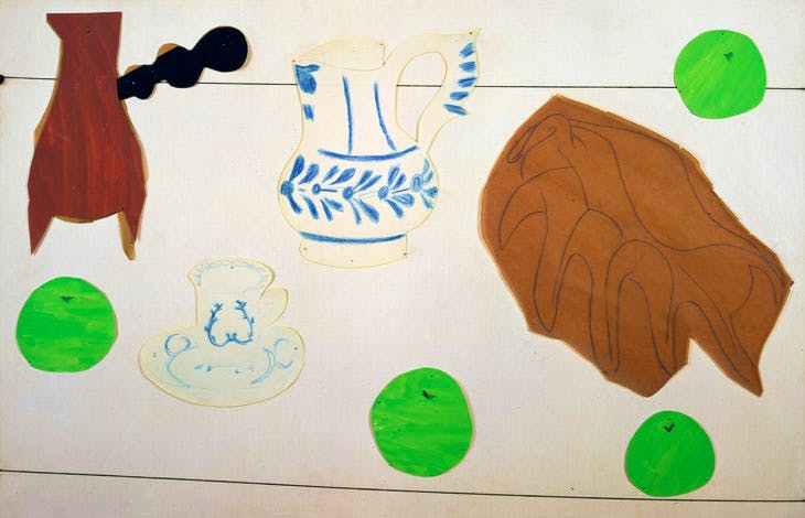 Still Life with Shell (1940), Henri Matisse. © Succession H. Matisse/DACS 2017. Photo © private collection