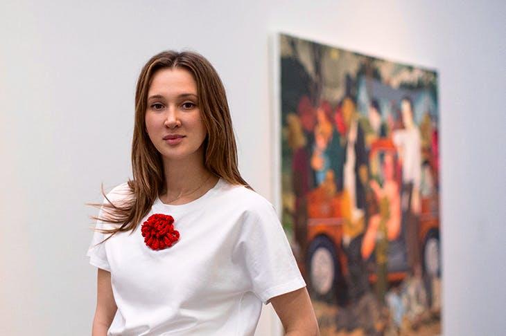 Maria Baibakova | Apollo 40 Under 40 Global | The Collectors