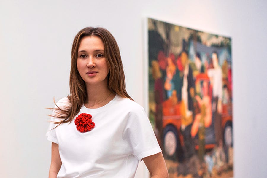 Maria Baibakova | Apollo 40 Under 40 Global | The Collectors