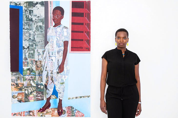 Njideka Akunyili Crosby | Apollo 40 Under 40 Global | The Artists