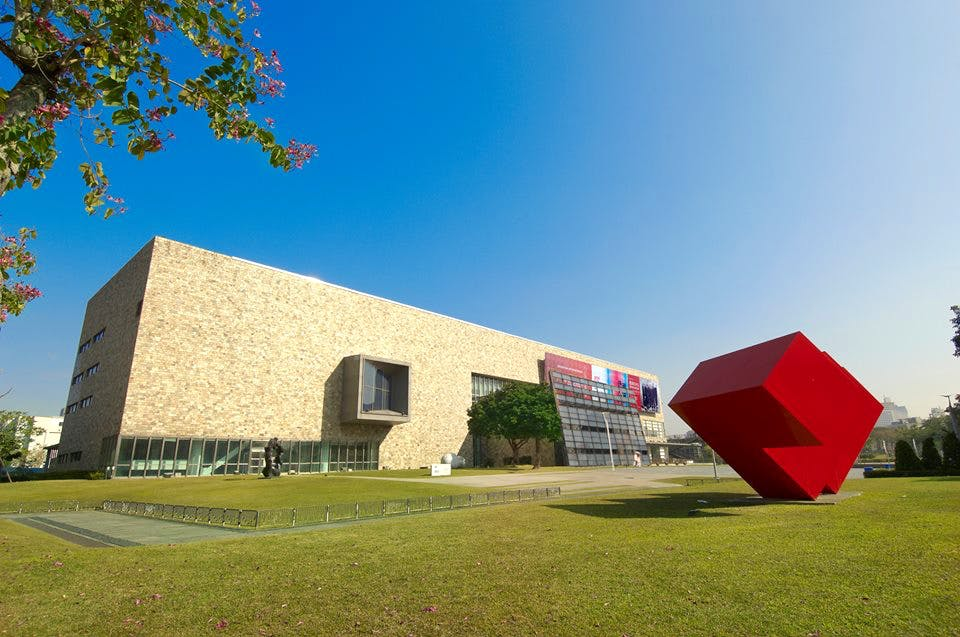 The National Taiwan Museum of Fine Arts hosts the 6th Asian Art Biennial