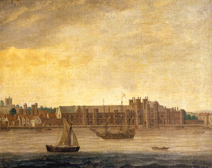 Old Greenwich Place, early 17th century; © National Trust Images