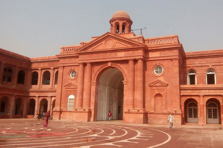 The Partition Museum in Amritsar's Town Hall