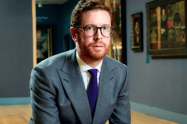 Nicholas Cullinan | Apollo 40 Under 40 Global | The Thinkers