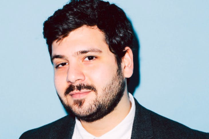 Omar Kholeif   Apollo 40 Under 40 Global   The Thinkers