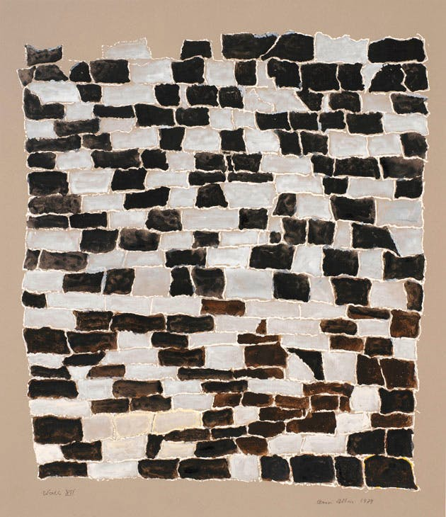 Muro XII (1984), Anni Albers. Photo: Tim Nighswander/Imaging4Art © The Josef and Anni Albers Foundation, VEGAP, Bilbao, 2017