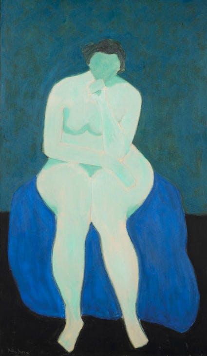Meditation (1960), Milton Avery. Sotheby's New York: estimate $2–$3m
