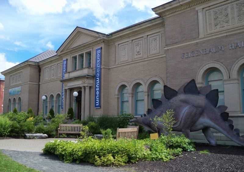 The Berkshire Museum in Pittsfield, Massachusetts