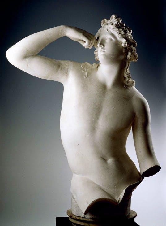 Genio Rezzonico (1793–94), Antonio Canova. Carlo Orsie – Trinity Fine Art