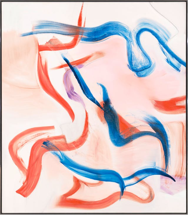 Untitled XLII (1983), de Kooning. © The Willem de Kooning Foundation / Artists Rights Society (ARS), New York and DACS, London 2017
