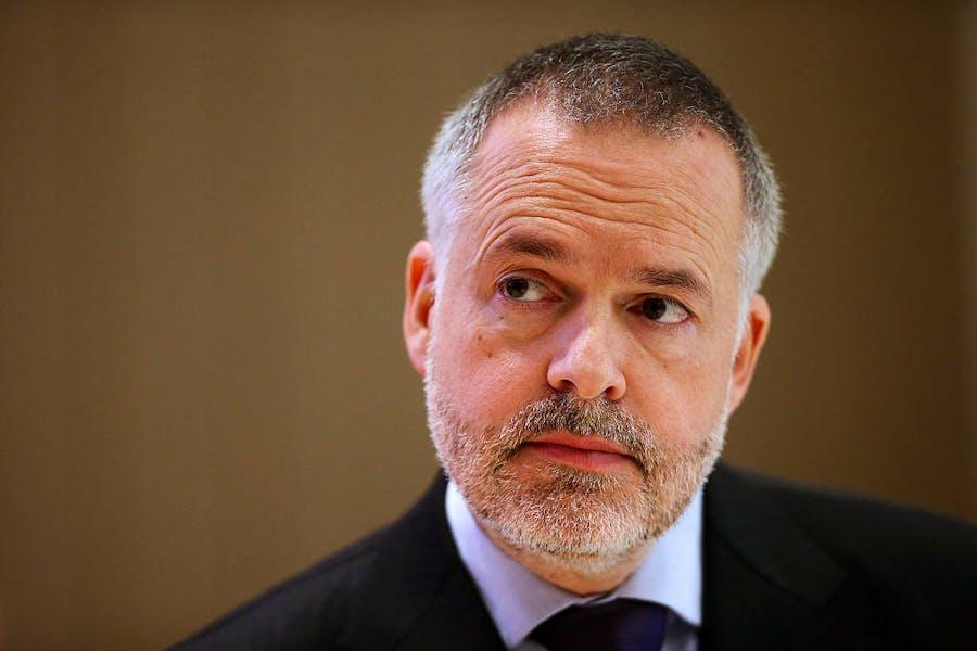 Hartwig Fischer in 2015. Photo: Sean Gallup/Getty Images